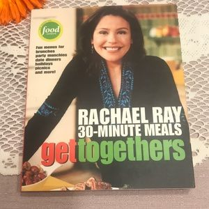 Book Rachael Ray 30 Minute Meals Get Togethers
